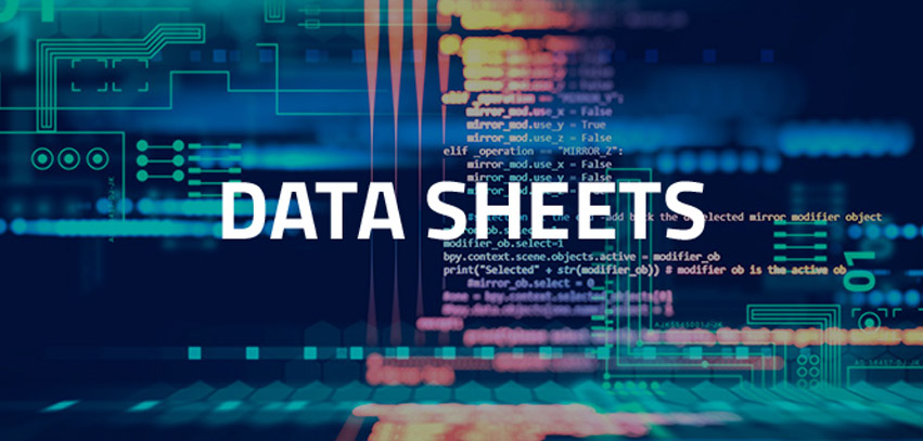 Datasheet digitization