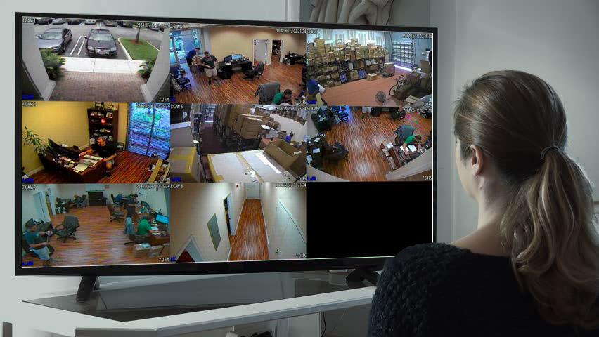 CCTV remote monitoring service in India
