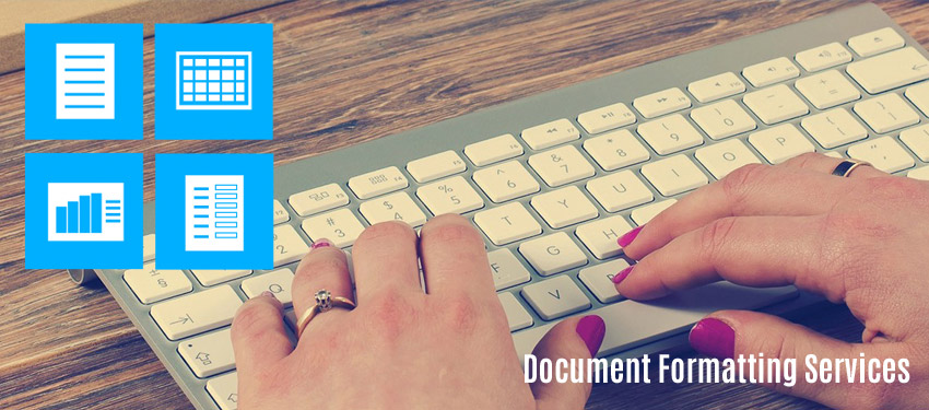 Document Formatting Services