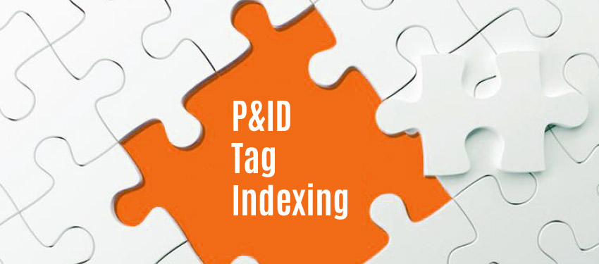 P&ID Tag Indexing Services