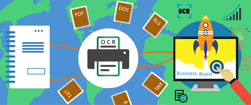 OCR Processing Services India
